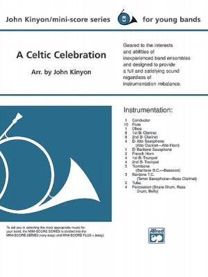 John Kinyon: A Celtic Celebration