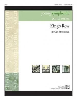 Carl Strommen: King's Row