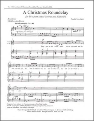 Austin C. Lovelace: A Christmas Roundelay