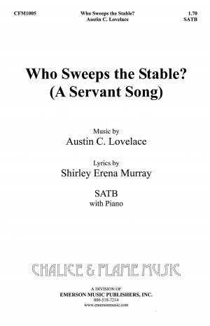 Austin C. Lovelace: Who Sweeps the Stables