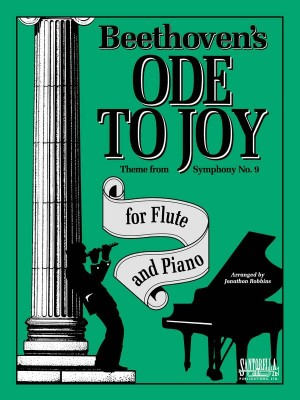 Beethoven Ode To Joy Flute & Piano