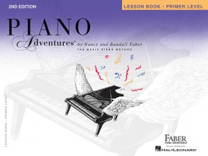 Nancy Faber_Randall Faber: Piano Adventures Primer Level - Lesson Book