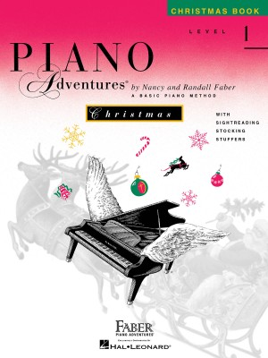 Nancy Faber_Randall Faber: Piano Adventures Level 1 - Christmas Book