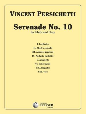 Persichetti: Serenade No.10, Op.79