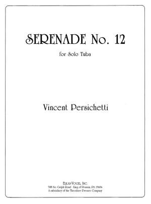 Persichetti: Serenade No.12, Op.88