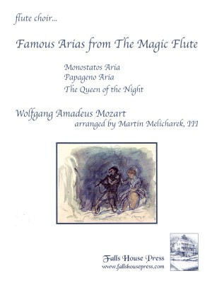 Mozart: Famous Arias from 'The Magic Flute'