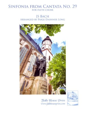 Bach, J S: Sinfonia from Cantata no. 29