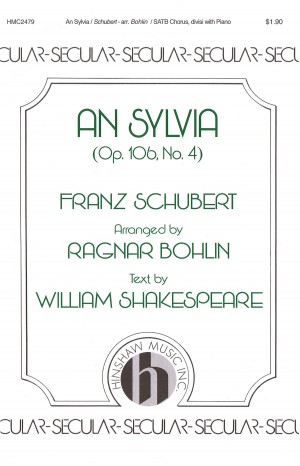 Franz Schubert: An Sylvia