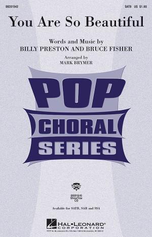 Billy Preston_Bruce Fisher: You are so beautiful (SSA)