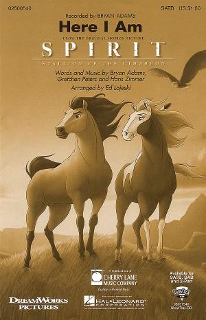 Bryan Adams_Gretchen Peters_Hanz Zimmer: Here I Am (from Spirit: Stallion of the Cimarron)