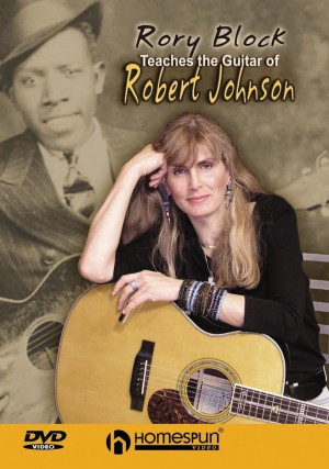 Robert Johnson_Rory Block: Rory Block Teaches The Guitar Of Robert Johnson