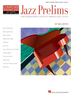 Bill Boyd: Bill Boyd - Jazz Prelims