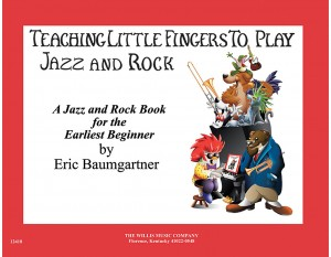 Eric Baumgartner: Teaching Little Fingers to Play Jazz and Rock