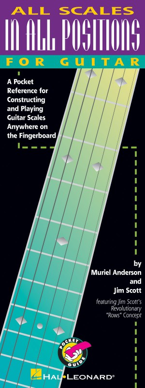 All Scales in All Positions for Guitar