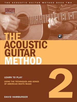 The Acoustic Guitar Method - Book 2