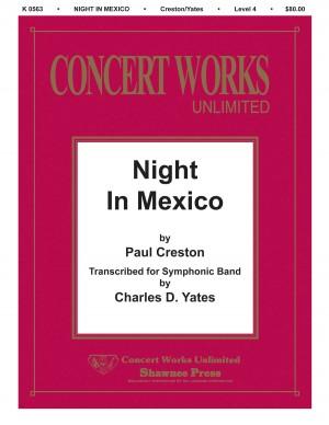 Paul Creston_Charles Yates: Night in Mexico
