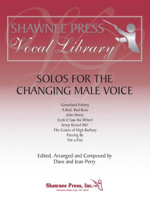 Dave Perry_Jean Perry: Solos for the Changing Male Voice