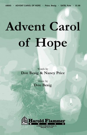Don Besig_Nancy Price: Advent Carol of Hope