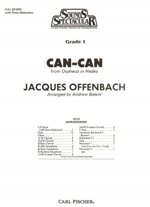Jacques Offenbach: Can-Can