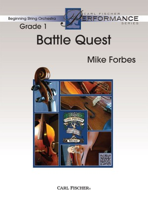 Mike Forbes: Battle Quest