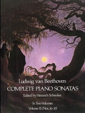 Ludwig van Beethoven: Complete Piano Sonatas - Volume II