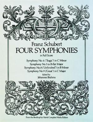 Franz Schubert: Four Symphonies