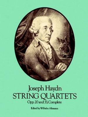 Franz Joseph Haydn: String Quartets Opp. 20 And 33 Complete