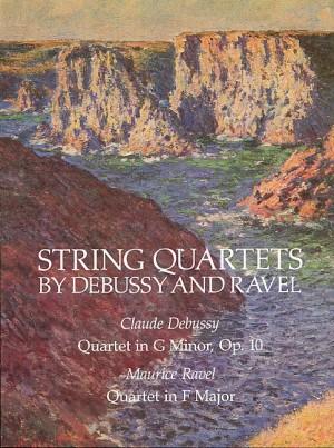 Claude Debussy_Maurice Ravel: String Quartets
