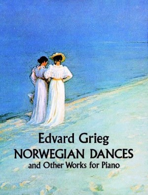 Edvard Grieg: Norwegian Dances & Other Works