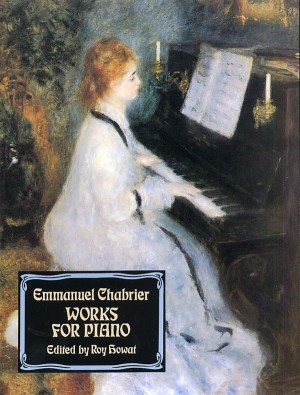 Emmanuel Chabrier: Works For Piano