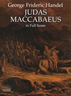 Georg Friedrich Händel: Judas Maccabaeus - Full Score