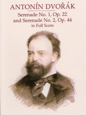 Antonín Dvořák: Serenade N. 1, Op. 22 And Serenade N. 2, Op. 44