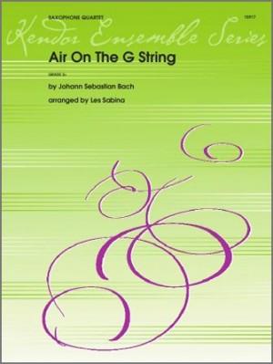 Johann Sebastian Bach: Air On The G String | Presto Sheet Music
