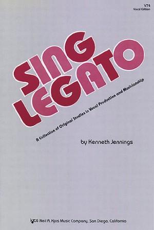 Kenneth Jennings: Sing Legato
