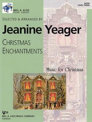 Jeanine Yeager: Christmas Enchantments Level 3