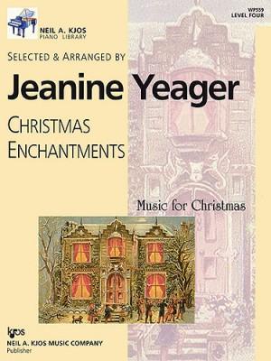 Jeanine Yeager: Christmas Enchantments Level 4