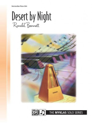 Ronald Bennett: Desert by Night