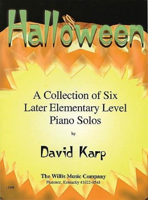 David Karp: Halloween