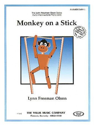 Lynn Freeman Olson: Monkey on a Stick