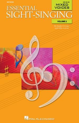 Emily Crocker_John Leavitt: Essential Sight-Singing Mixed Voices - Volume 2