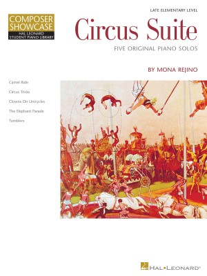 Mona Rejino: Circus Suite