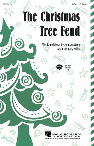 John Jacobson, Cristi Cary Miller: The Christmas Tree Feud 2-Part