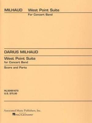 Darius Milhaud: West Point Suite