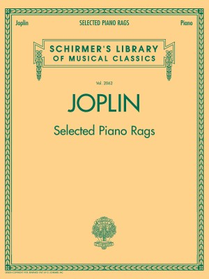 Joplin: Selected Piano Rags For Piano