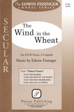 Edwin Fissinger: The Wind in the Wheat
