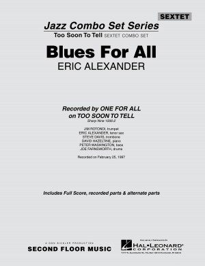 Eric Alexander: Blues For All