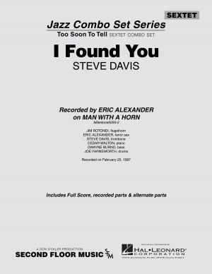 Steve Davis: I Found You