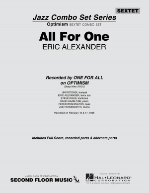 Eric Alexander: All for One