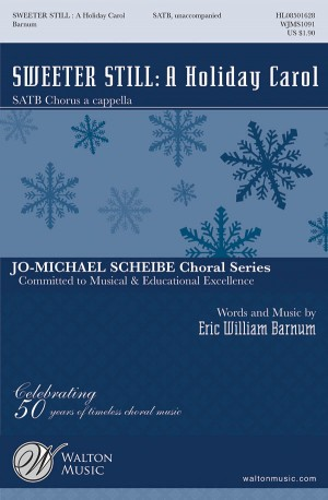 Eric William Barnum: Sweeter Still: A Holiday Carol