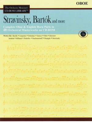 Béla Bartók_Igor Stravinsky: Stravinsky, Bartók and More - Vol. 8-Oboe